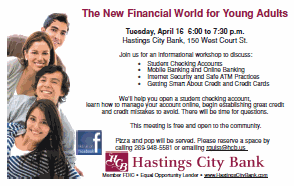 new financial world workshop