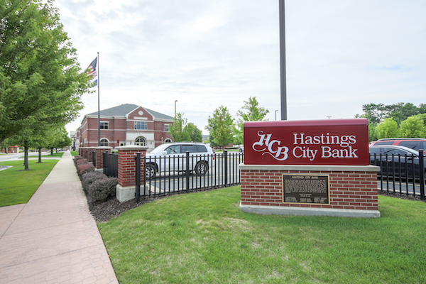 Hastings City Bank Main Office